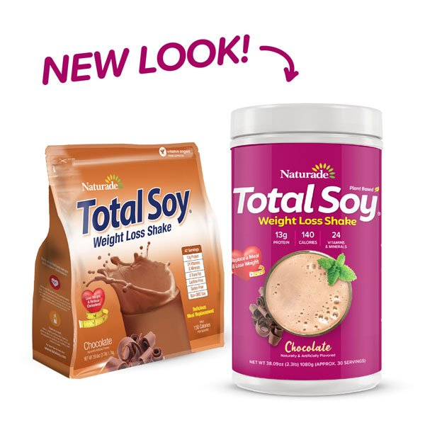 Total Soy Chocolate 2313