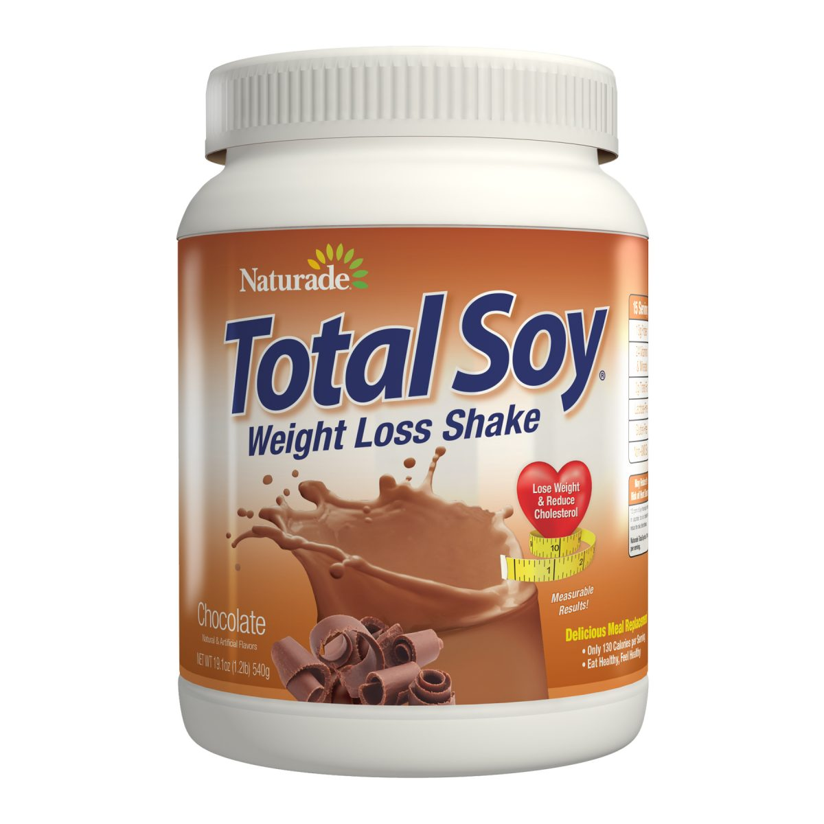 Weight Loss Shake Meal Replacement - Total Soy