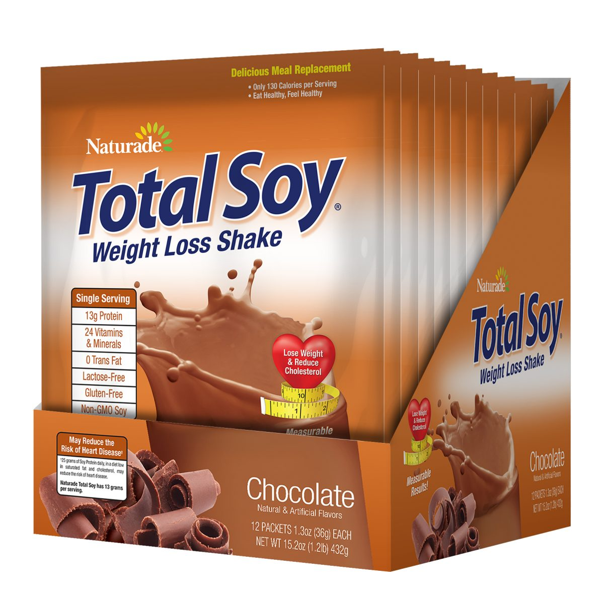 Total Soy Chocolate 2321