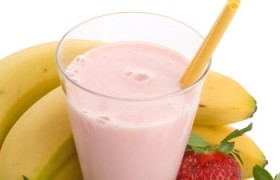 figlicious banana berry soy proetin smoothie recipe